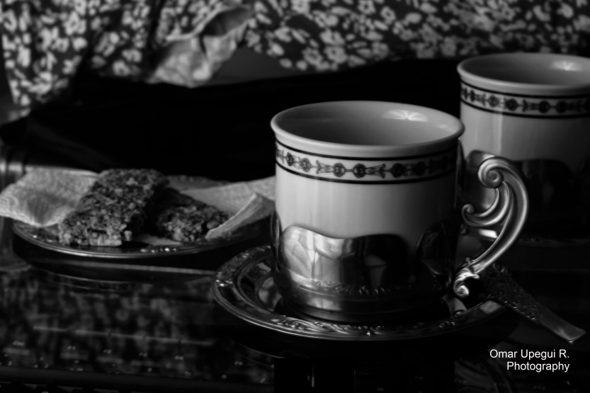 Tea 12 Monochrome