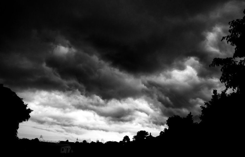 Stormy Clouds2