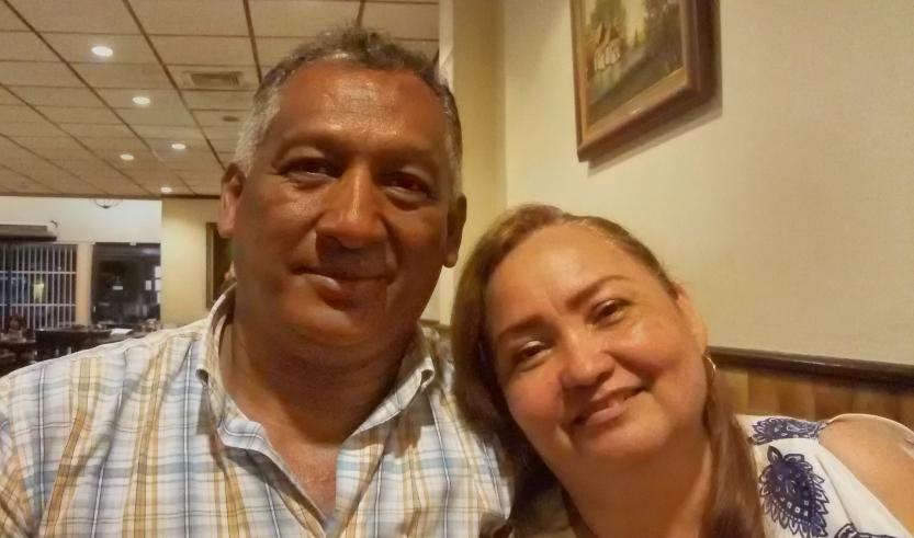 Roberto y Fabiola
